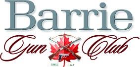 Barrie Gun Club Logo